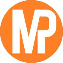 Logotip mr studiya maksima rubtsova med