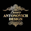 Logo luxury antonovich design small