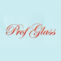 Prof glass med