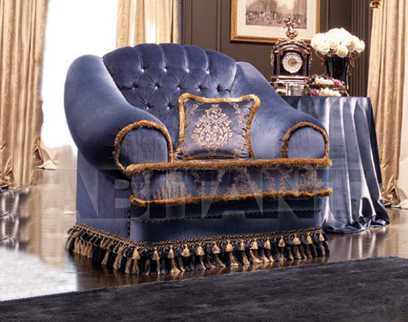 Купить Кресло Classic Stile/Arredo&sofa Masha Masha armchair