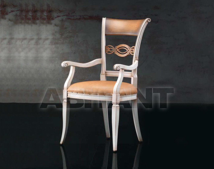 Купить Стул с подлокотниками Veneta Sedie Seating 8524A