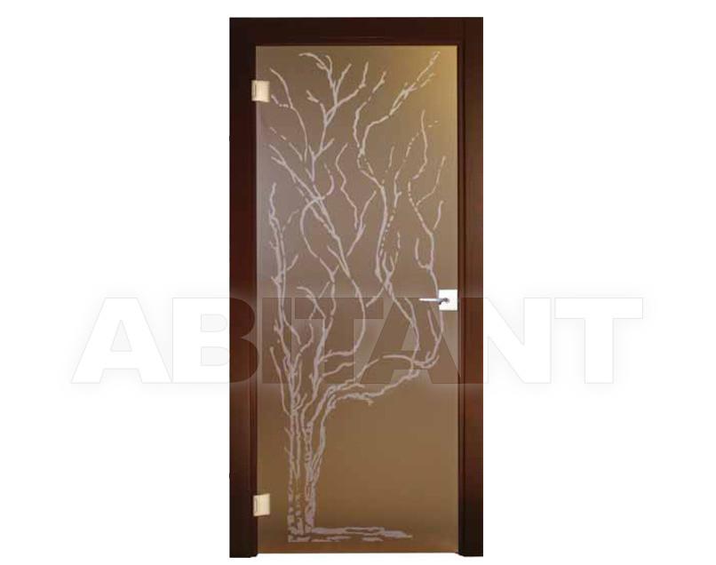 Купить Дверь  стеклянная Verslife Eleganza Albero/B