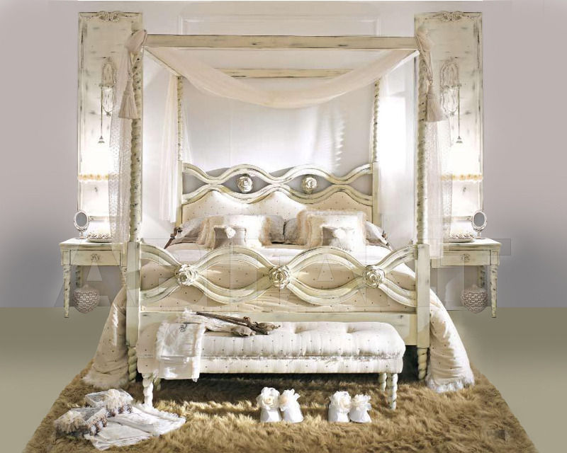 Купить Кровать Mon Amour by Bitossi Luciano & Figli S.n.c. Mon Amour 2012 3020