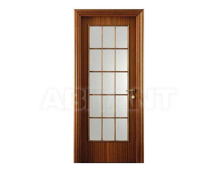 "Купить Дверь  стеклянная Dorica Castelli Essenze SERIE ""L"" modello 6"