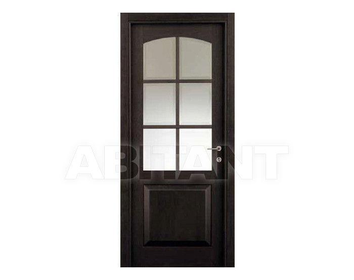 """Купить Дверь  стеклянная Dorica Castelli Essenze SERIE """"M3"""" modello 847"""