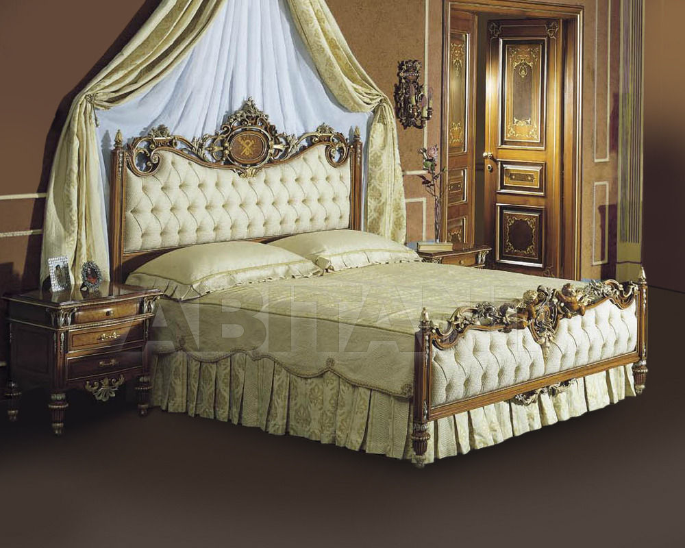 Купить Кровать BASTIEN Asnaghi Interiors Bedroom Collection 207501