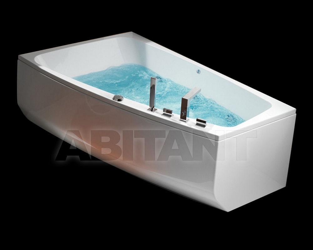 Купить Ванна гидромассажная BluBleu Timeless White Shiva'