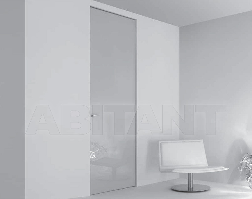 Купить Дверь  стеклянная Res Italia Doorscollection LEVIA Tira_Spingi wing door