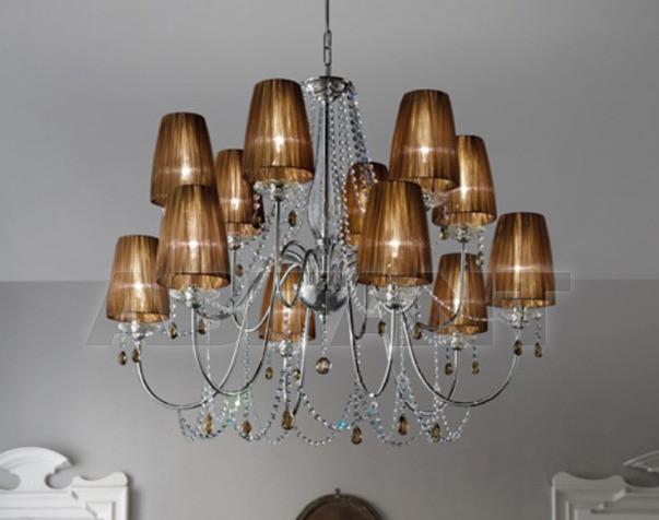 Купить Люстра Luci Italiane (Evi Style, Morosini) Evi Style HERMITAGE LA 12