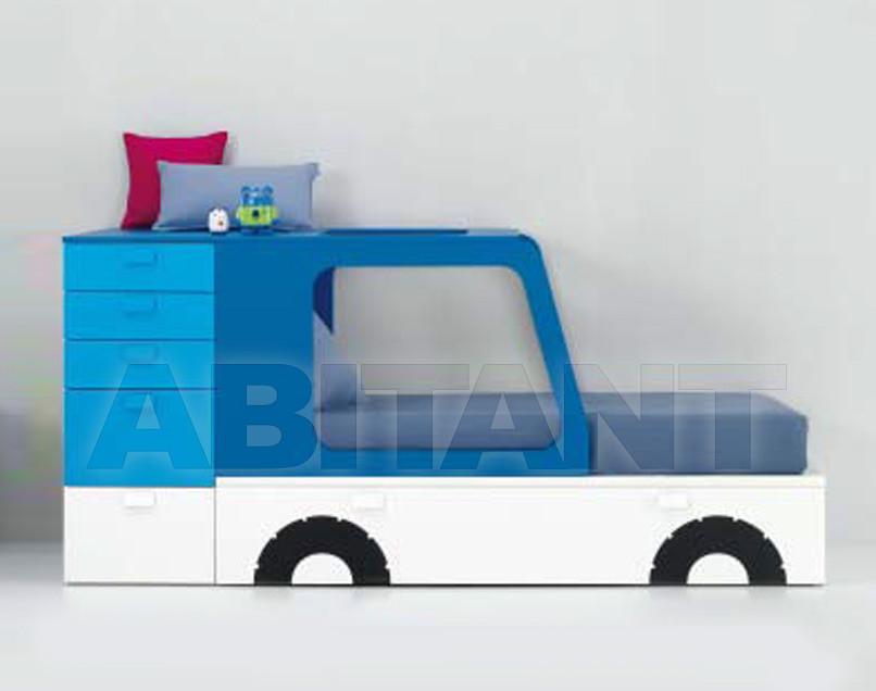 Купить Кровать детская Piferrer Baby D742