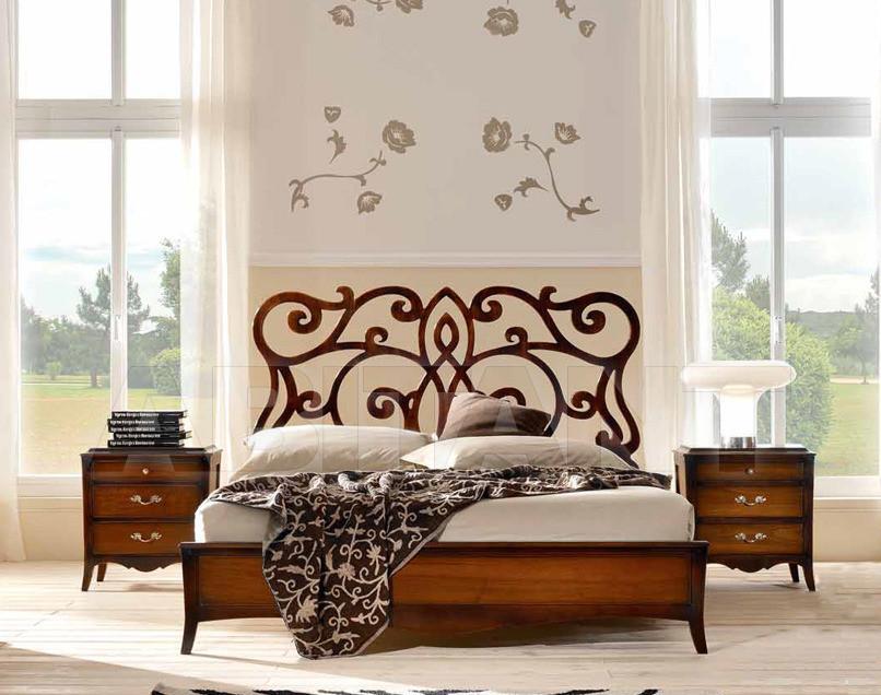 Купить Кровать F.M. Bottega d'Arte Monet 823