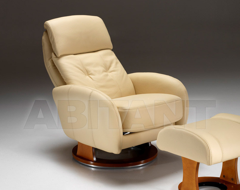 Купить Кресло EVEREST Satis S.p.A Collezione 2011 EVEREST Armchair Swivel