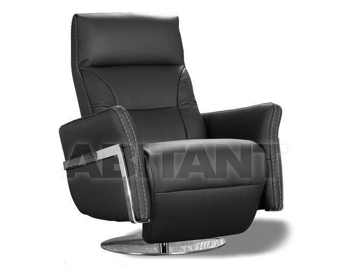 Купить Кресло NIKITA Satis S.p.A Collezione 2011 NIKITA Armchair Swivel (incorporated footrest)