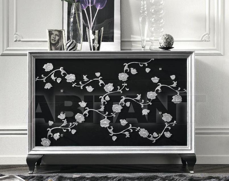 Купить Комод F.M. Bottega d'Arte Flowers 832