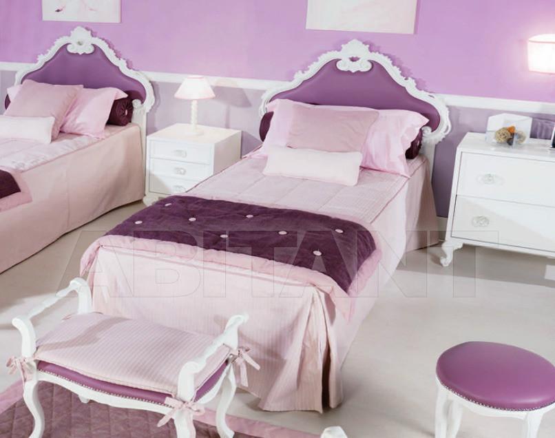 Купить Кровать детская VIENNA Klassik Italy Klassik Junior VN001