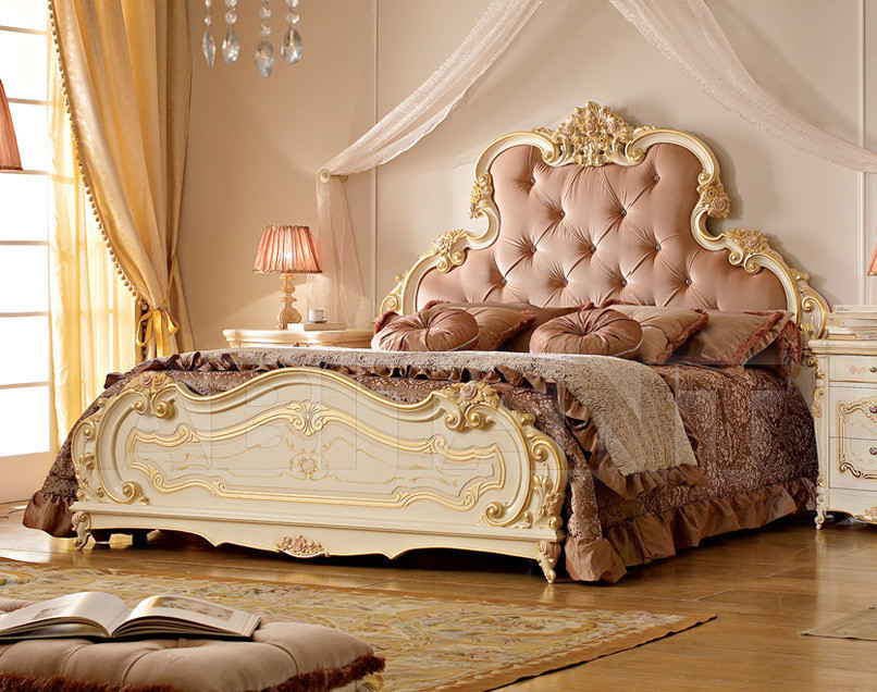 Купить Кровать VERSAILLES Alberto & Mario Ghezzani I Classici B.56