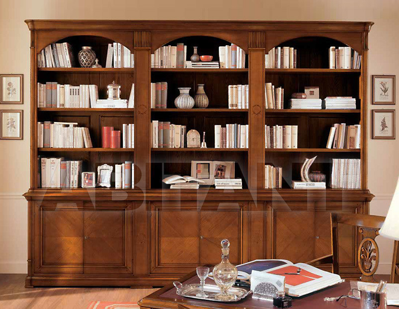 Купить Библиотека Gnoato F.lli S.r.l. Nouvelle Maison 8516/SF
