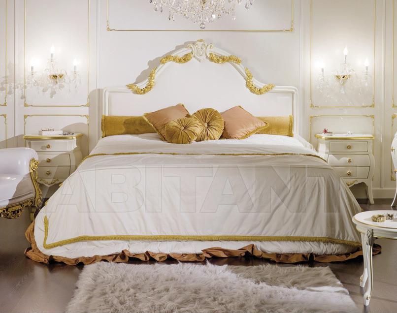 Купить Кровать DALI' Klassik Italy Boiserie 700.08