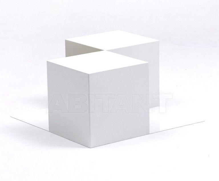 Купить Столик журнальный G&G Imbottiti  New Entry RUBIK TAVOLINO BASSO