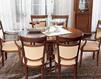 Стол обеденный Favero Via Veneto Dining 1VVT05 Классический / Исторический / Английский