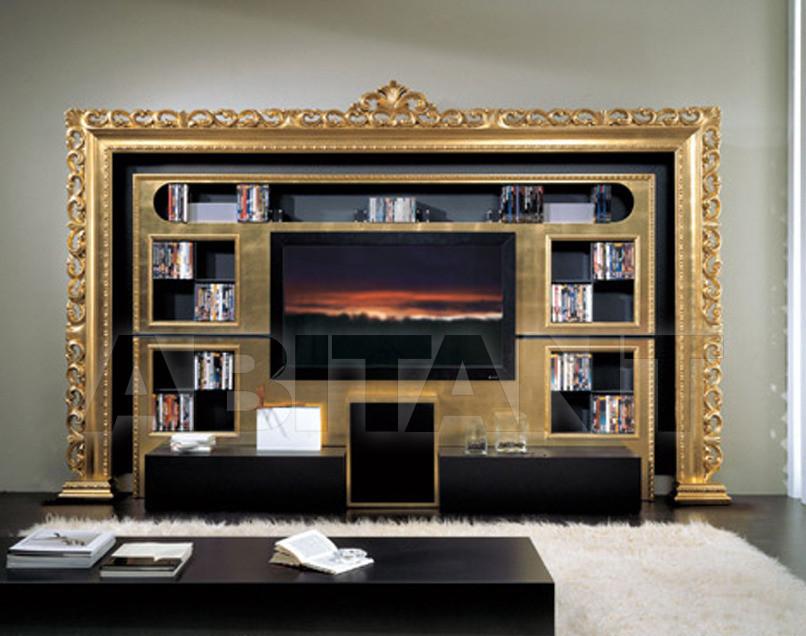 Купить Модульная система Vismara Design Baroque The Wall home cinema
