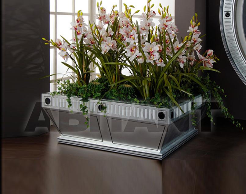 Купить Стойка напольная для цветов Vismara Design Glass Eyes flowers60 glass eyes