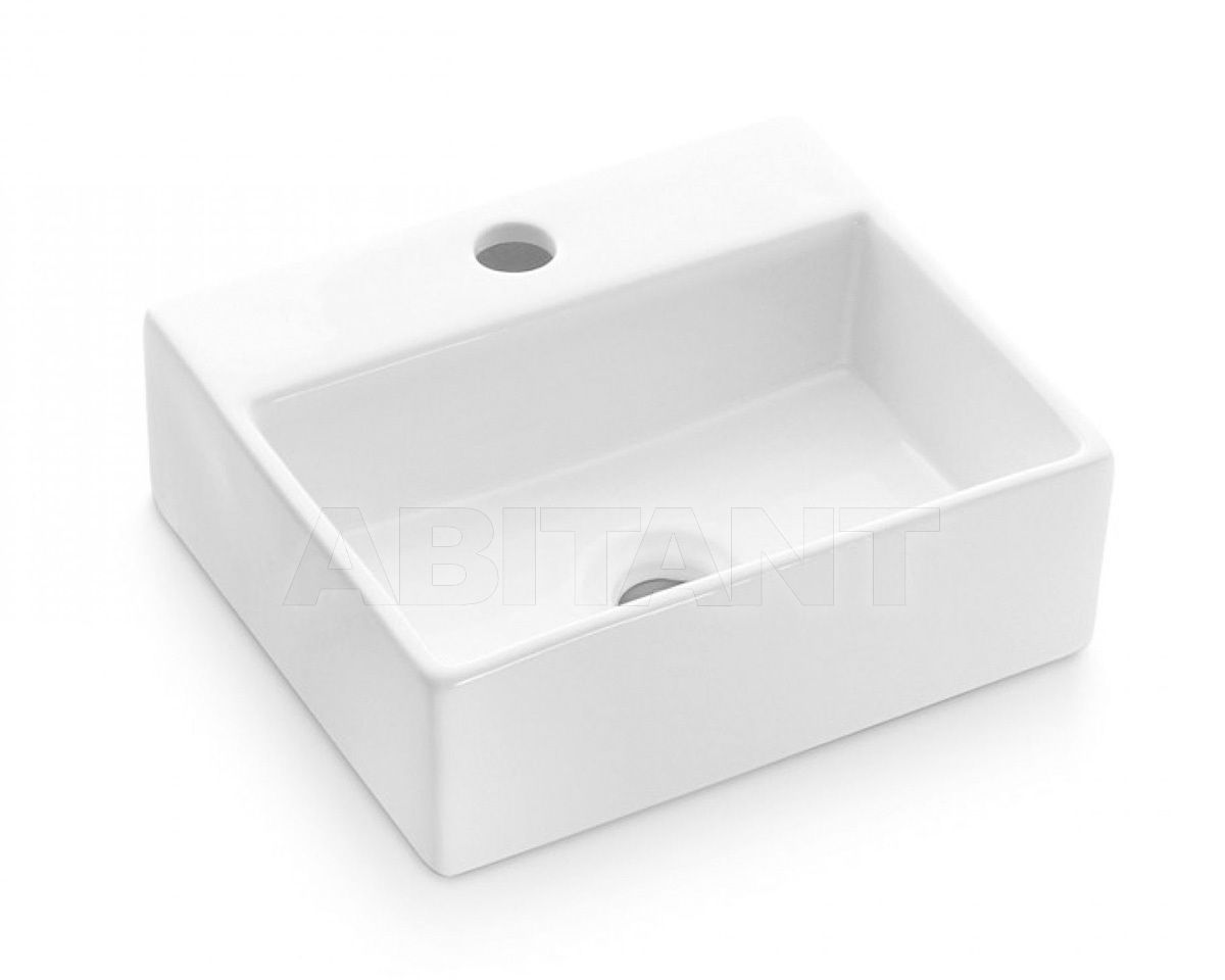 Купить Раковина подвесная Bergamo The Bath Collection Porcelana 0010B
