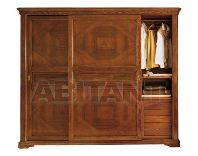 Купить Шкаф гардеробный Bruno Piombini srl Tiziano 4294