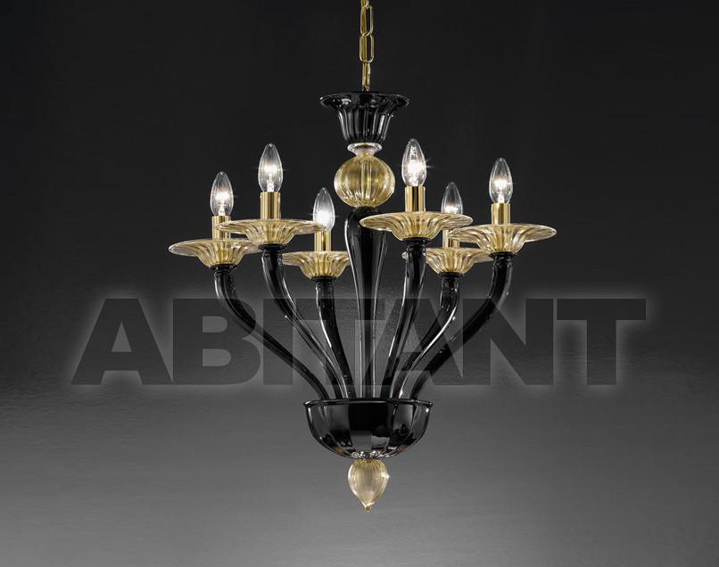 Купить Люстра Vetrilamp s.r.l. Risoluzione 1152/6 alto