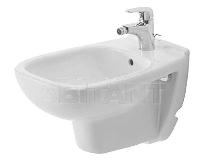 Купить Биде подвесное Duravit D-code 223615 00 002