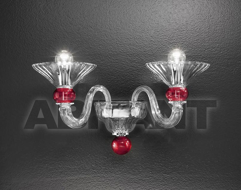 Купить Светильник настенный Vetrilamp s.r.l. Risoluzione 1153/A2