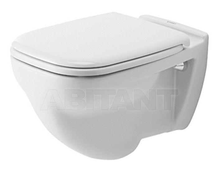 Купить Унитаз подвесной Duravit D-code 221009 00 002