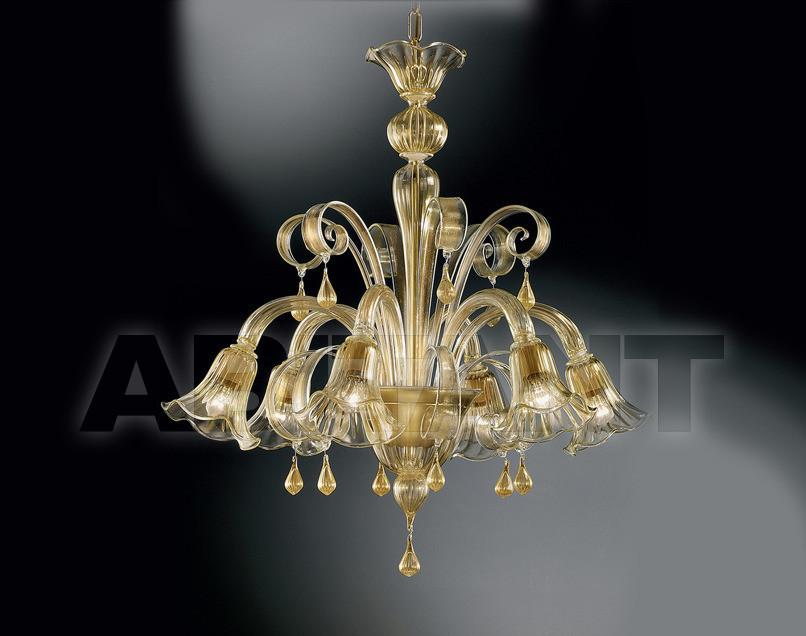 Купить Люстра Vetrilamp s.r.l. Risoluzione 908/6