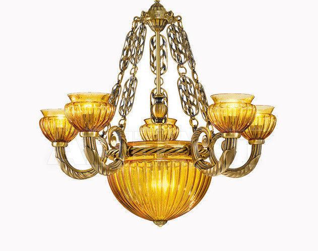 Купить Люстра Possoni Illuminazione Ricordi Di Luce 3847/5+1