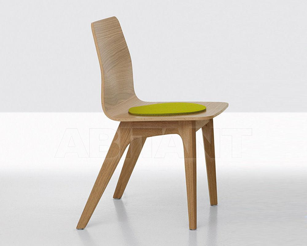 Купить Стул Zeitraum Moebel Stühle & Bänke MORPH KID + Seat cushion felt 4