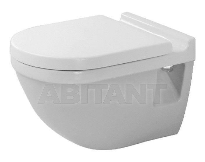 Купить Унитаз подвесной Duravit Starck 3 220009 00 00