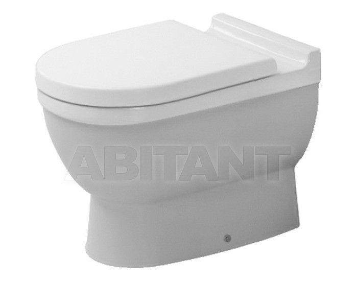 Купить Унитаз напольный Duravit Starck 3 012409 00 00