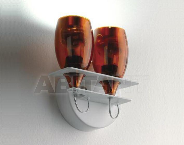 Купить Светильник настенный Disegno Luce Srl 2011 GRAAL W 2 LIGHTS G9/GU10 ELEC.