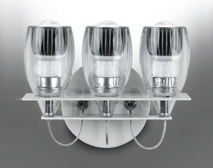 Купить Светильник настенный Disegno Luce Srl 2011 GRAAL W 3 LIGHTS GU10 LED