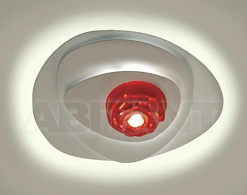 Купить Светильник Disegno Luce Srl 2011 EDEN 3 C DISC WHITE