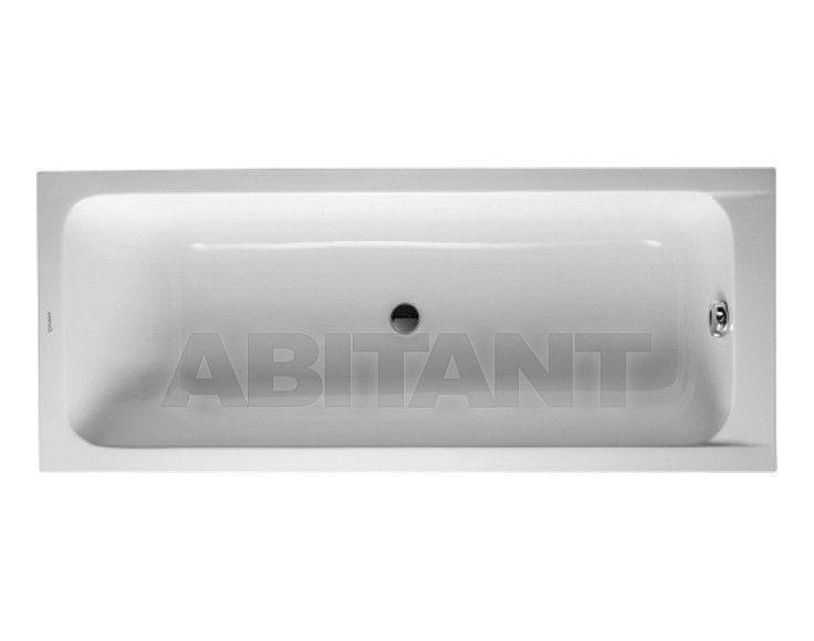 Купить Ванна Duravit D-code 700097 00 0 00 0000
