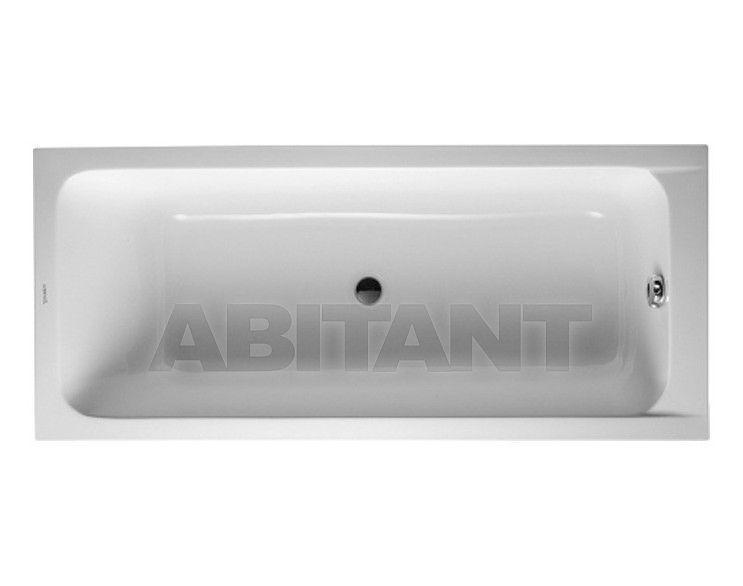 Купить Ванна Duravit D-code 700099 00 0 00 0000
