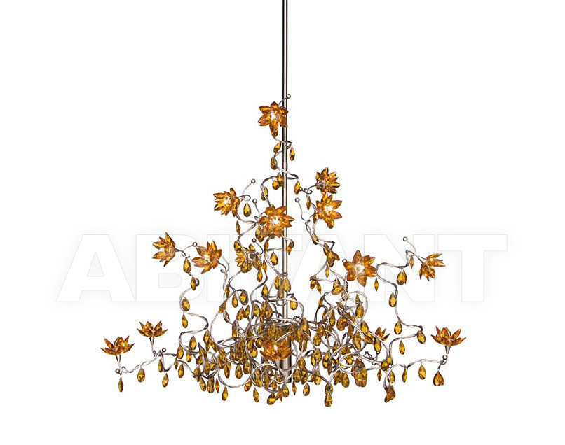 Купить Люстра Harco Loor Design B.V. 2010 JEWEL CHANDELIER HL 15