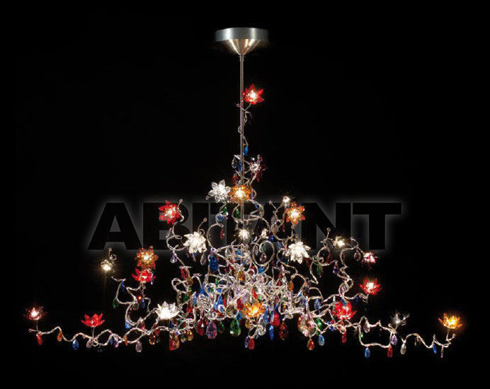 Купить Люстра Harco Loor Design B.V. 2010 JEWEL CHANDELIER HL 27