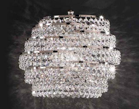 Купить Люстра Voltolina Classic Light srl Contemporary Dna 50