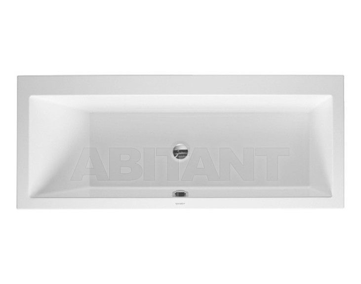 Купить Ванна Duravit Vero 700131 00 0 00 0000