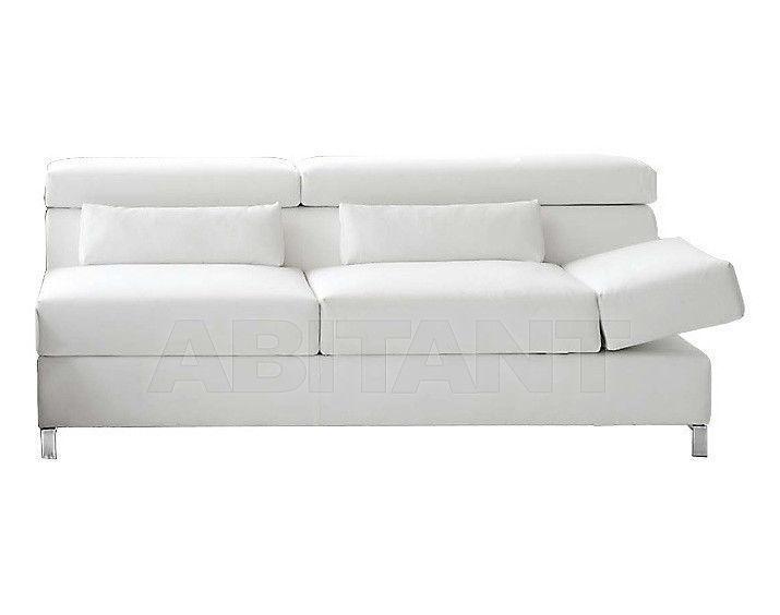 Купить Диван Biba Salotti srl Italian Design Evolution aliant Terminale cm 167 dx - sx con movimento di seduta