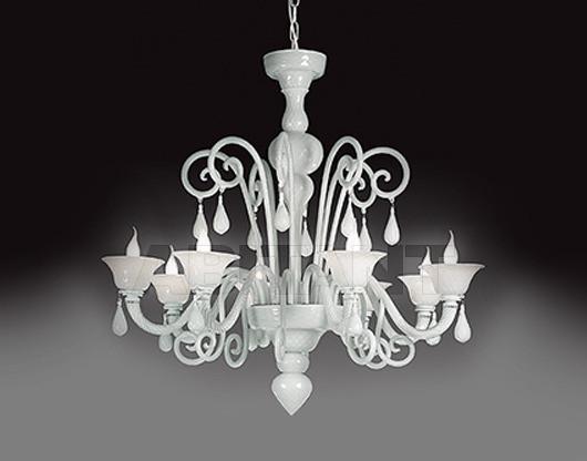 Купить Люстра Voltolina Classic Light srl Venice Nuvola 8L