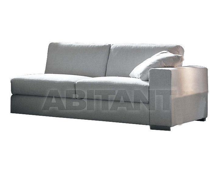 Купить Диван Biba Salotti srl Italian Design Evolution boston Terminale dx-sx cm 170