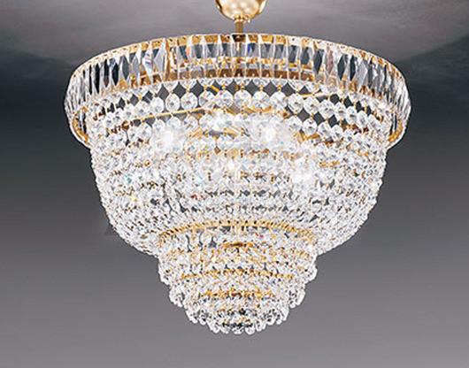 Купить Люстра Voltolina Classic Light srl Classico Roma Empire 40